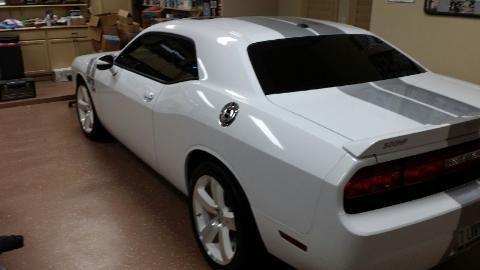 Purchase Used 2012 Dodge Challenger Srt 8 6 Speed White