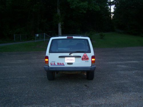 For Sale 1990 Mitsubishi Montero Never Used On A Mail Route Japanese Pajero
