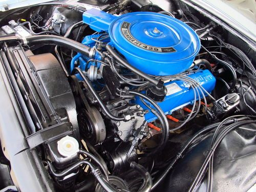 Purchase Used 1968 Ford Thunderbird 70L 360HP 429 V8