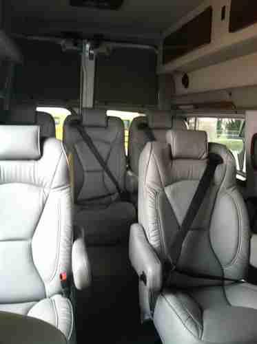 Find New 2012 Nissan Nv 2500 Sv High Top Van Prime Time