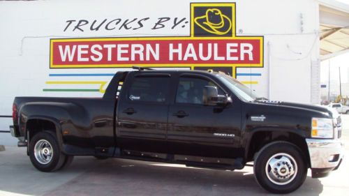 Find Used 2012 Chevy 3500 Western Hauler Ltz Nav Back Up