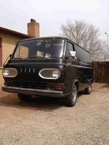 Sell Used 1967 Ford Econoline Van In Albuquerque New