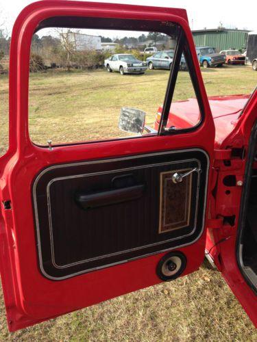 Sell Used 1972 Ford F100 Ranger Xlt Sharp 351w Power