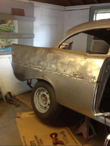 Sell New 1957 Chevy 2dr Sedan 210 Project Car With Many New Parts 55 57 Tri 5 Legend In Congers