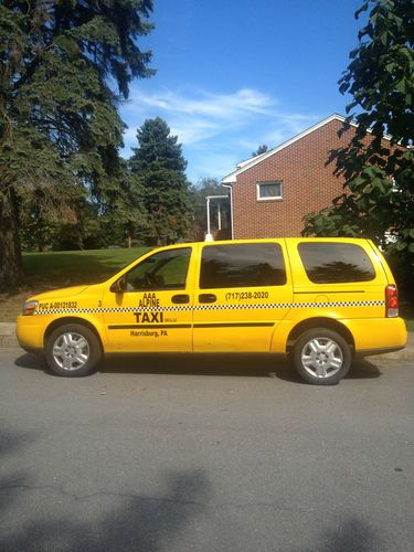 Purchase Used Chevrolet Chevy Uplander Van 7