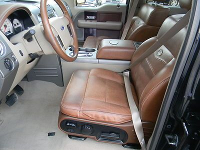Sell Used 2008 F150 KING RANCH 4x4 LEATHER SUNROOF HEATED