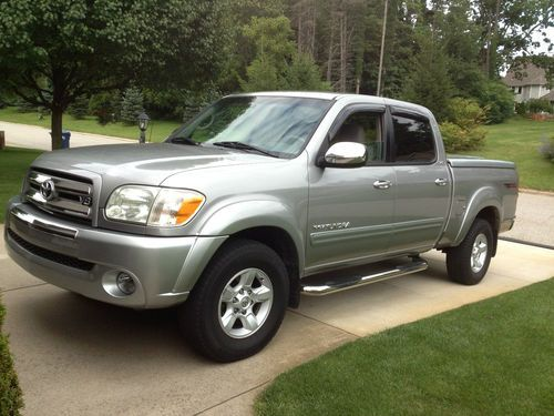 Purchase Used 2005 Toyota Tundra Crew Cab 4 Door In