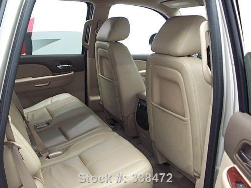 Buy Used 2013 Chevy Tahoe Lt 5 3l 8pass Leather Heated Seats 36k Texas Direct Auto In Stafford