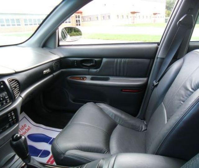 Image 2001 Buick Regal Gs 3800 Series Supercharged Leather Trans Issue Nj Look Nr Bid