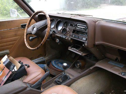 Find Used 1971 Mercury Capri V 6 In Murfreesboro