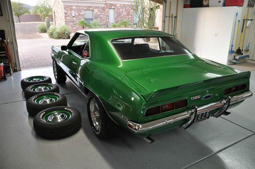 Sell New 1969 Camaro 427 Super Car Factory Code 79 Rallye