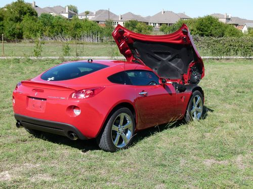 Buy Used 2009 Pontiac Solstice Gxp Coupe Manual Trans In