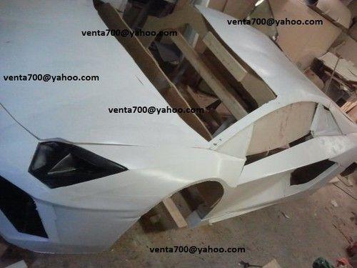 Buy New Lamborghini Aventador Body Kit Kit Car Exotic