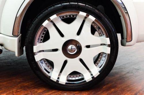 Buy Used Used 08 SUV 40L Sunroof Aftermarket Wheels Rims