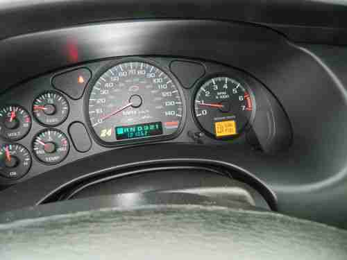 Sell Used 03 Chevrolet Monte Carlo SS Jeff Gordon
