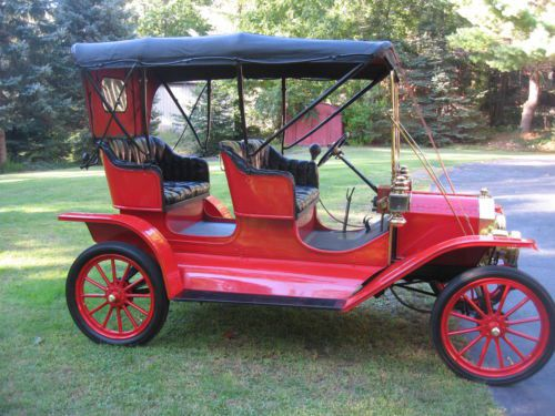 Sell used 1909 Ford Model T Tourabout in Mahwah  New Jersey  United         1909 Ford Model T Tourabout  US  48 000 00