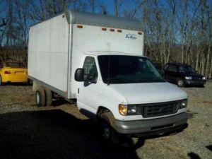 Purchase used REPAIRABLE 2005 FORD E 450 SUPER DUTY in