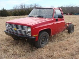 Purchase used Chevrolet 1979 I ton Crew Cab 4 Door Dually