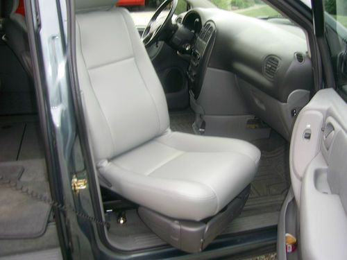 Sell Used 2007 Dodge Caravan New Remote Controlled Electric Handicap Passenger Seat In Heath
