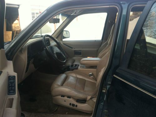 Sell Used 1992 Ford Explorer Eddie Bauer Sport Utility 4