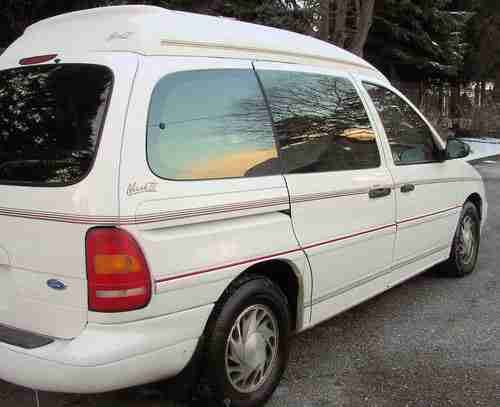 Buy Used 1996 Ford Windstar Mini Van MARK III Conversion 3