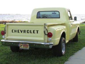 Find used 1967 Chevy C10 Resto Mod pickup, short box