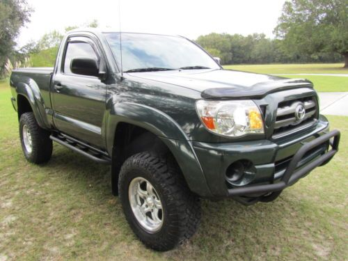 Find Used 2010 Toyota Tacoma Prerunner Low Miles
