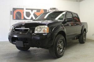 Sell used 2004 Nissan Frontier XE Crew Cab V6 Manual in