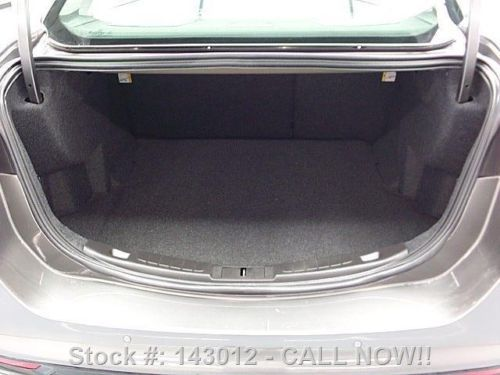 Sell Used 2014 Ford Fusion Titanium Ecoboost Sunroof Rear