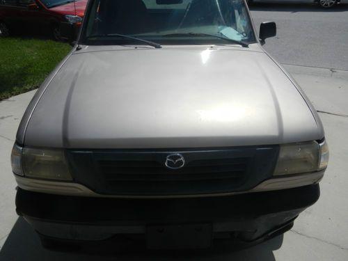 Buy Used Mazda B Sx Standard Cab Pickup 2 Door 2