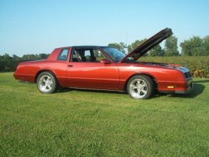 Buy used 87 Monte Carlo SS in Suffolk, Virginia, United