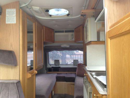Sell Used 2002 Roadtrek 190 Popular In Palo Cedro California United States For Us 24 000 00