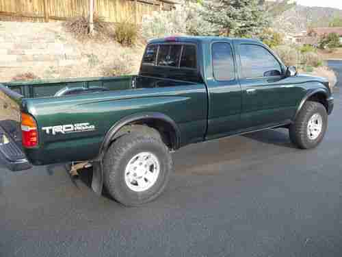 Buy Used 1999 TOYOTA TACOMA PRERUNNER SR5 EXTENDED CAB 4