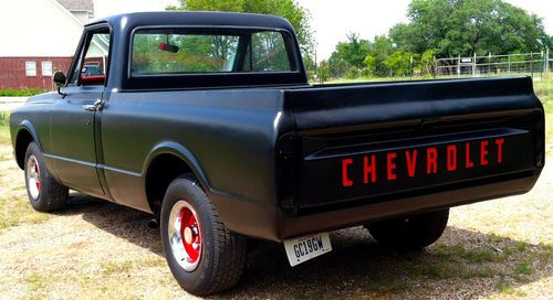 Sell New 1969 Chevy C10 Short Bed In Fort Worth Texas