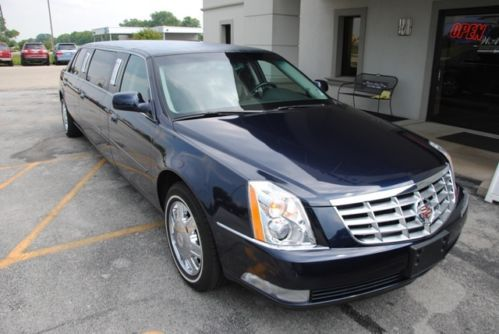 Purchase Used Limo Limousine Cadillac Stretch D T S