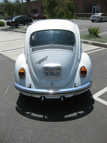 Purchase Used 1970 Volkswagen Beetle Classic Bug VW