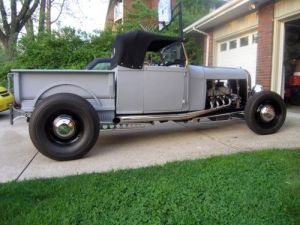 Buy new 1929 Ford Roadster Pickup  Traditional Hot Rod