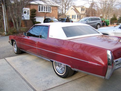 Find Used 1972 Coupe De Ville In Staten Island New York