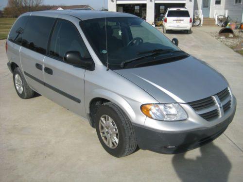 Find Used 2006 Dodge Caravan Base Mini Cargo Van 4 Door 3