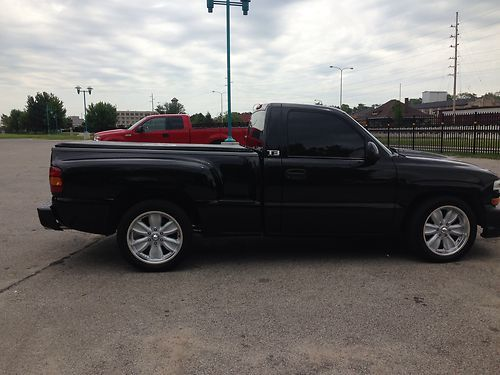 Sell Used 2002 Chevy Silverado T3 Earnhardt Edition In