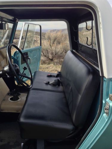 Sell Used 1962 International Scout 80 Truck In For Us