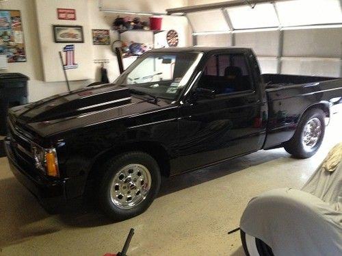 Purchase New V8 S 10 Street Rod Pickup In Houston Texas