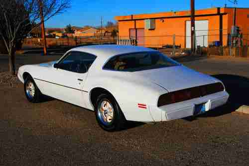 Sell Used 1979 Pontiac Firebird Esprit Coupe 2 Door 5 0l