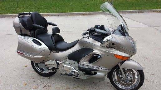 2000 Bmw K1200lt Excellent Shape for sale on 2040-motos