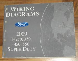 Sell 2009 Ford Truck F250 F350 450 550 Super Duty Wiring