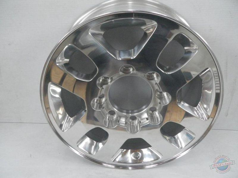 06 Wheels Oem Chevy Avalanche 05 20