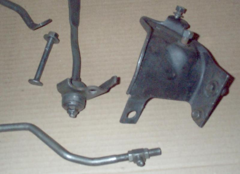 Purchase 1968 Ss 396 Chevelle 4 Speed Muncie Shifter Oem