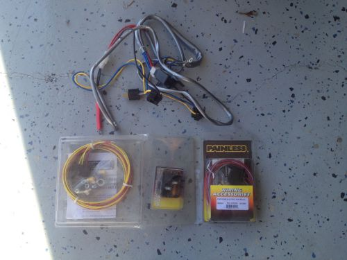 Painless Electric Fan Relay Kits