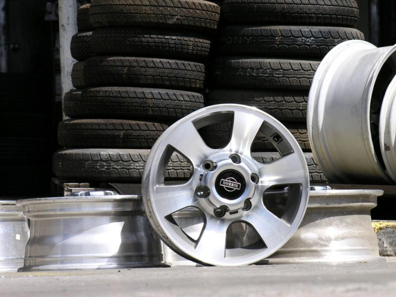 2013 Nissan Frontier Rims And Tires