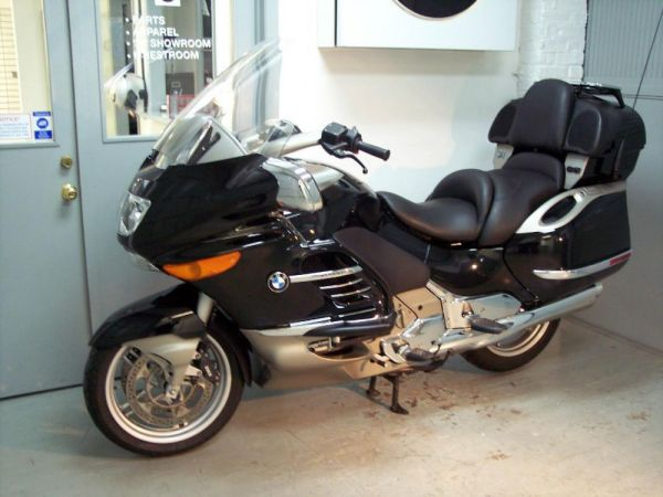 2009 BMW K1200LT Touring for sale on 2040motos